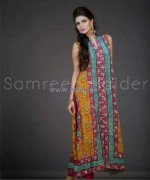 SamreenHaider Formal Dresses 2014 For Women 7
