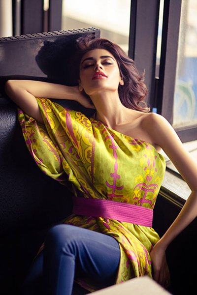Sana Safinaz Ready To Wear Autumn Collection 2014 For Women 001