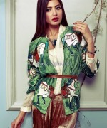 Sana Salman Autumn Winter Jackets 2014 For Women 1