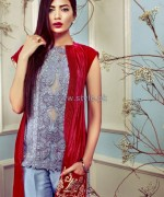 Sana Salman Autumn Winter Jackets 2014 For Women 2