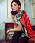 Sana Salman Autumn Winter Jackets 2014 For Women 3