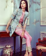 Sana Salman Autumn Winter Jackets 2014 For Women 4