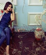 Sana Salman Autumn Winter Jackets 2014 For Women 5