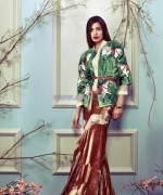 Sana Salman Autumn Winter Jackets 2014 For Women 8