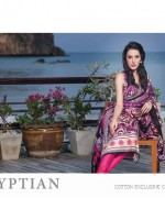Shariq Textiles Egyptian Cotton Collection 2014 For Women 001