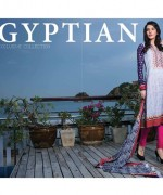 Shariq Textiles Egyptian Cotton Collection 2014 For Women 0010