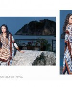 Shariq Textiles Egyptian Cotton Collection 2014 For Women 0012