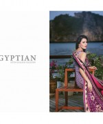 Shariq Textiles Egyptian Cotton Collection 2014 For Women 003