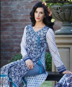 Shariq Textiles Egyptian Cotton Collection 2014 For Women 006