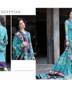 Shariq Textiles Egyptian Cotton Collection 2014 For Women 007