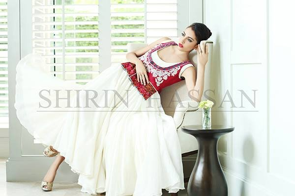 Shirin Hassan Fall Collection 2014 For Women 008