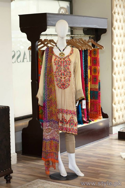 Shirin Hassan Winter Dresses 2014 For Women 9