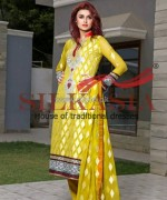 Silkasia Embroidered Dresses 2014 For Women 1