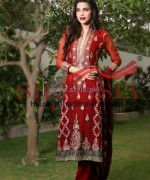 Silkasia Embroidered Dresses 2014 For Women 2