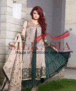 Silkasia Embroidered Dresses 2014 For Women 3