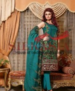 Silkasia Embroidered Dresses 2014 For Women 8