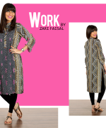 Zari Faisal Fall Dresses 2014 For Women 006
