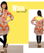 Zari Faisal Fall Dresses 2014 For Women 01