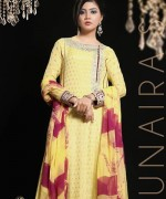 Zunaira Lounge Fall Collection 2014 For Women 0012