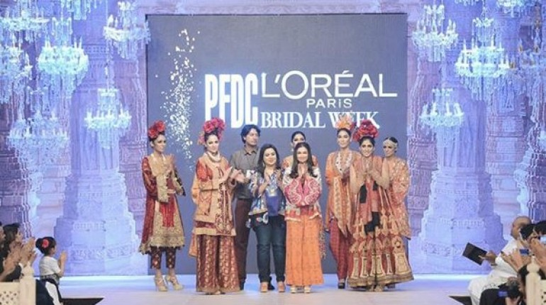 b1c8ac5901 PFDC L'Oreal Paris Bridal Week 2014 Day 2 Pictures