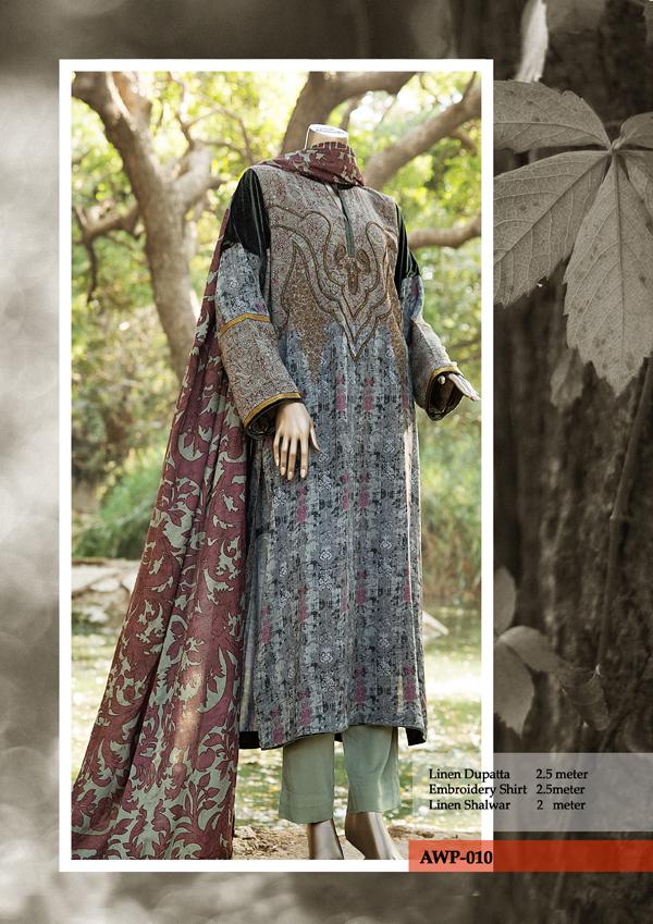 Almirah Winter Dresses 2014 For Women 009