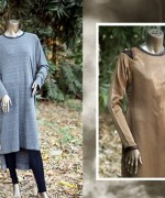 Almirah Winter Dresses 2014 For Women