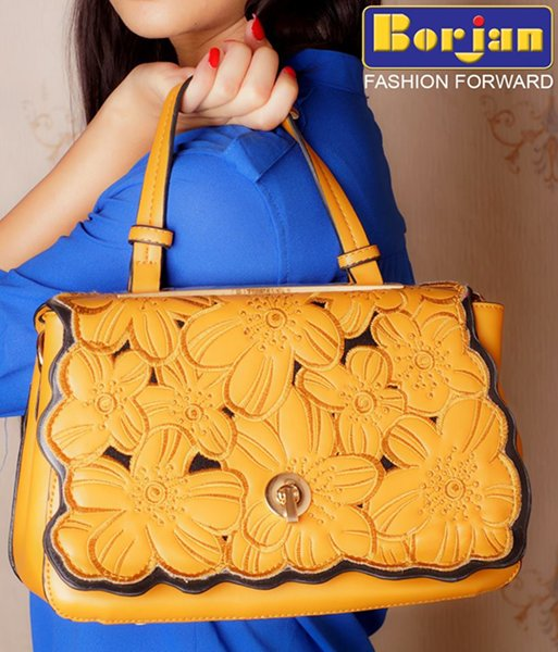 Borjan Shoes Fall Handbags Collection 2014 For Women 009