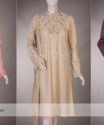 Daaman Winter Dresses 2014-2015 For Girls and Women 1