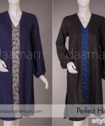 Daaman Winter Dresses 2014-2015 For Girls and Women 7