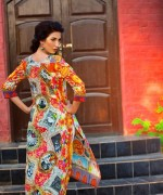 Evolution Textiles Autumn Dresses 2014 For Women 008