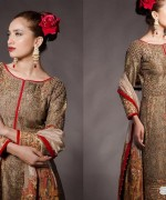 Fahad Hussayn Bridal Wear Dresses 2014 For Women 7