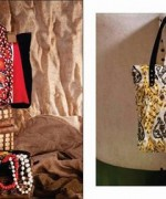 Gul Ahmed Winter Fashion Accessories 2014 For Women 2