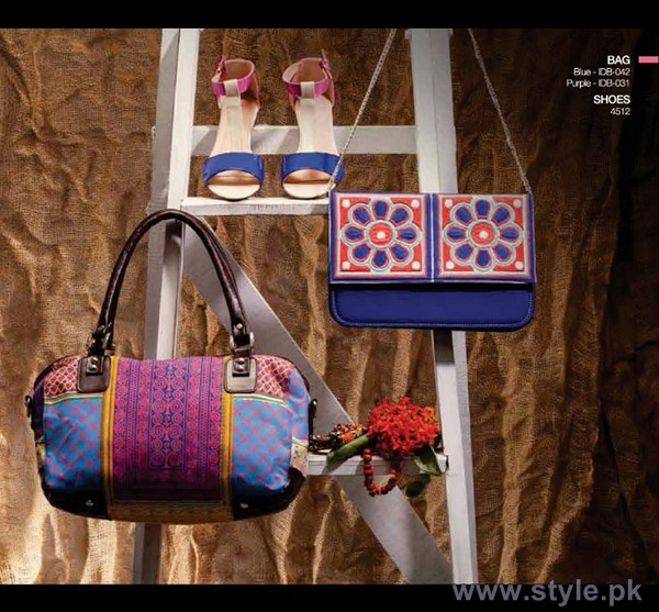 Gul Ahmed Winter Fashion Accessories 2014 For Women 4