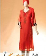 Kashish Winter Dresses 2014 For Women 003