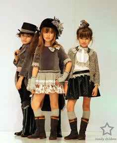 Winter Clothes for Children – Buy, Trends, Photos