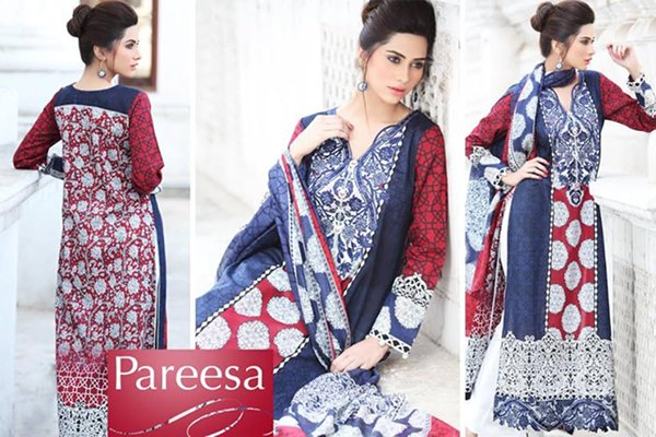 Pareesa By Chen One Fall Dresses 2014 Volume 2 For Women 008
