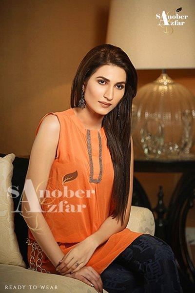 Sanober Azfar Ready To Wear Dresses 2014 For Women 002