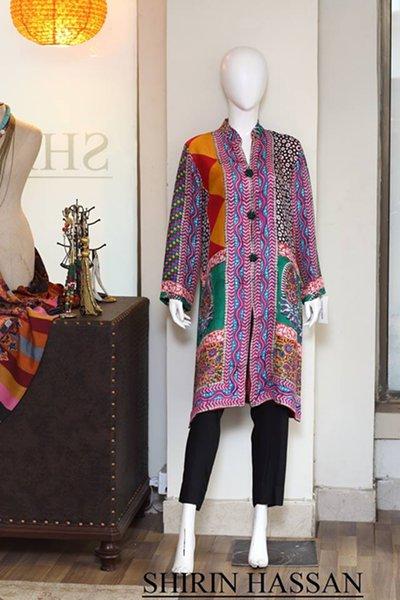 Shirin Hassan Winter Dresses 2014 Volume 2 For Women 007