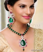 Sonoor Jewels Jewellery Designs 2014 For Winter 1
