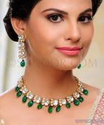 Sonoor Jewels Jewellery Designs 2014 For Winter 10