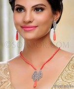 Sonoor Jewels Jewellery Designs 2014 For Winter 2