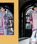 Subhata Linen Dresses 2014-2015 by Shariq Textile 10