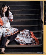 Subhata Linen Dresses 2014-2015 by Shariq Textile 2