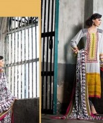 Subhata Linen Dresses 2014-2015 by Shariq Textile 3