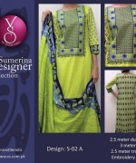 VS Textile Mills Autumn Dresses 2014 For Women 001