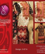 VS Textile Mills Autumn Dresses 2014 For Women 002