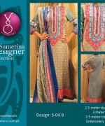VS Textile Mills Autumn Dresses 2014 For Women 003