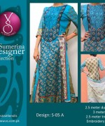 VS Textile Mills Autumn Dresses 2014 For Women 005