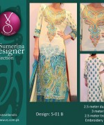 VS Textile Mills Autumn Dresses 2014 For Women