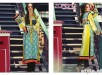 Zanisha Embroidered Linen Dresses 2014 by Al-Zohaib Textile 2